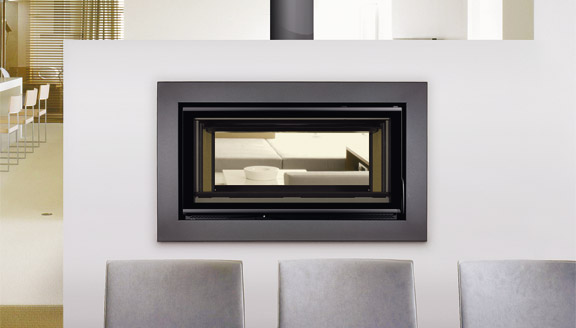Fireplace inserts - Cassette chimenea segunda mano ...
