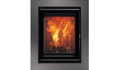 Carbel chimeneas y estufas de le a fireplace h 50 dekor - Hogar chimenea lena ...