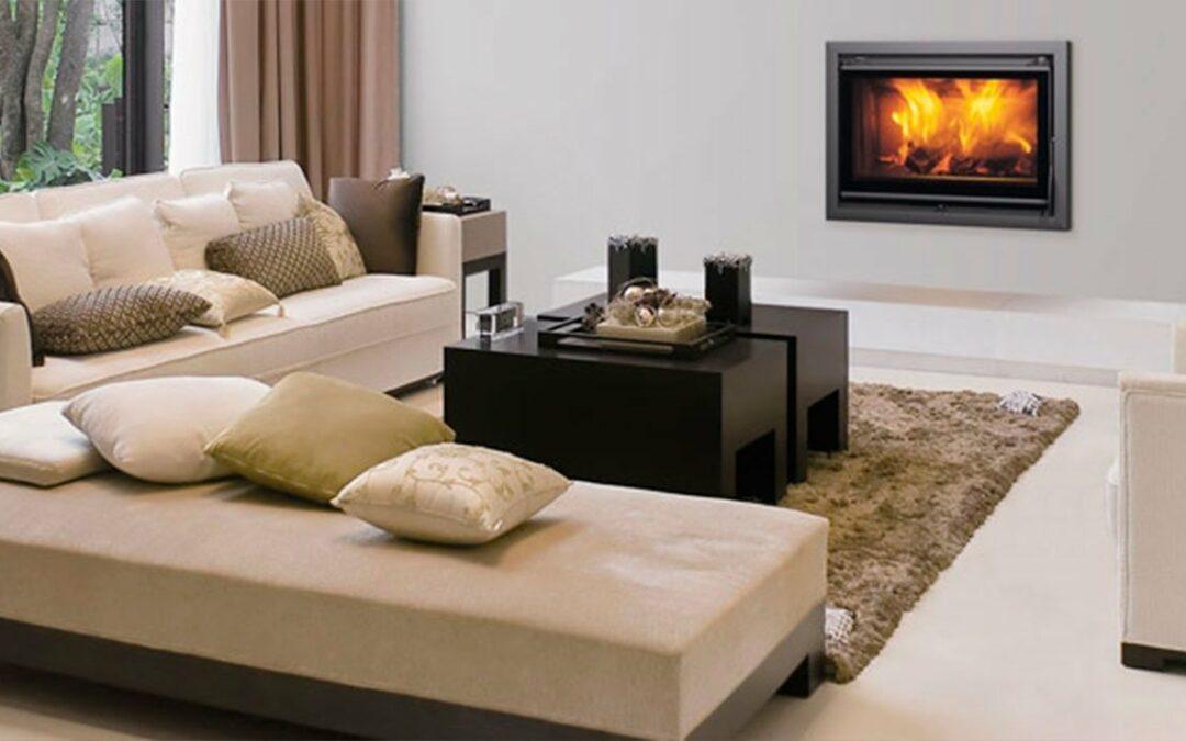 4 modelos de chimeneas insertables