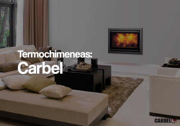 Los modelos de termochimeneas de Carbel