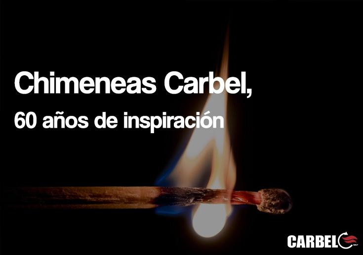 Chimeneas Carbel, 60 años de inspiración