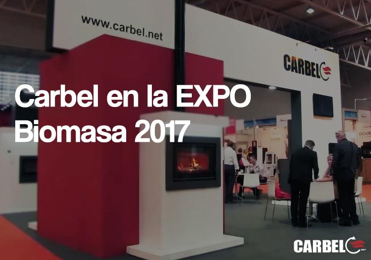 Carbel en Expobiomasa 2017
