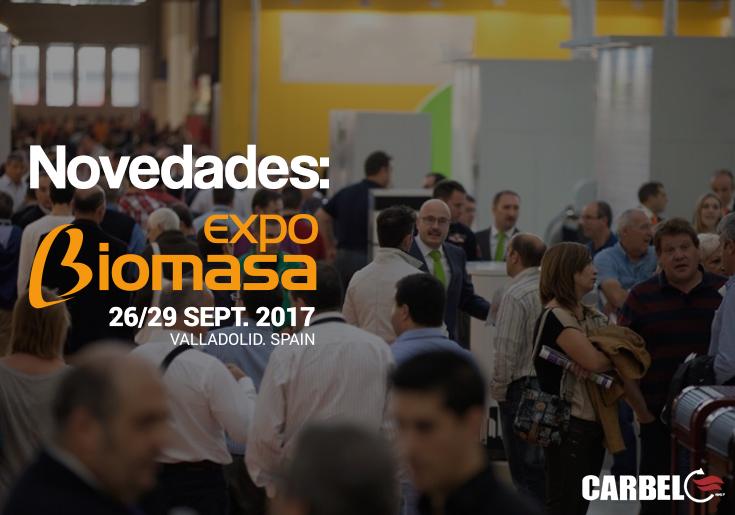 Novedades en la Expobiomasa 2017