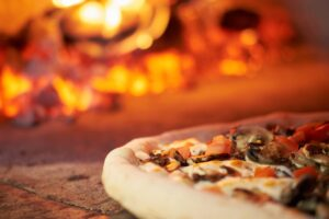 pizza estufa horno