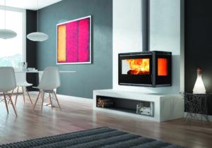 sistema de calefacción eficiente