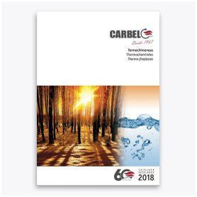 Termo chimeneas Carbel 2018